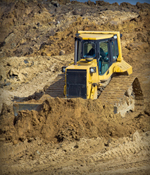 Excavating Site Grading